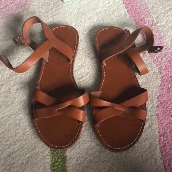 d546038b0 Madewell Shoes | The Crisscross Sightseer Sandal | Poshmark